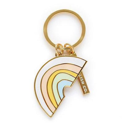 Old English Co. Rainbow Schlüsselring