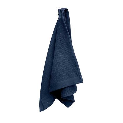 The Organic Company Everyday Hand Towel Dark Blue