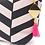 Thumbnail: Brompton grosse Make-Up Tasche