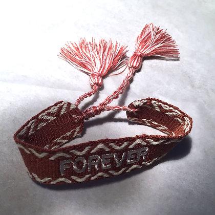 Lulu´s Salon Forever Armband maroon