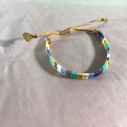 Mishky Africa Armband blue hues