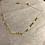 Thumbnail: Lulus Salon Confetti Kette