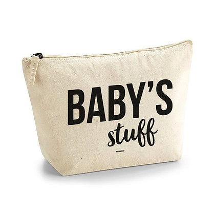 Beezonders Baby´s Stuff Wash Bag