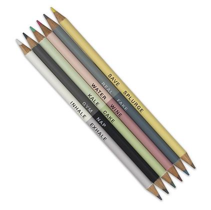 NPW Metallic 50/50 Stifte