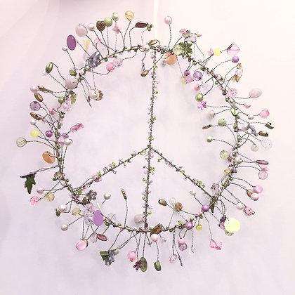 Funkel Ivy Peace Kranz