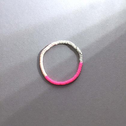 Lulu´s Salon SlimJimmies Armband Marble Pink