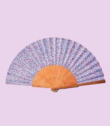 a Fan of Lavender Fächer