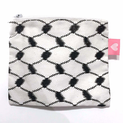 Rastablanche Recycled Pouch UNIKAT