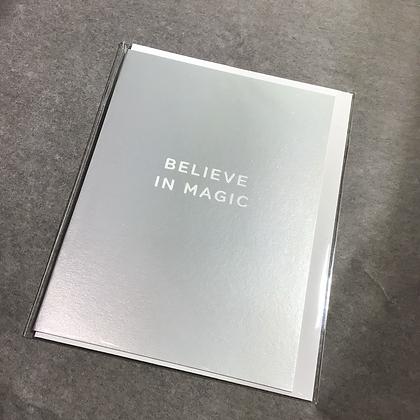 Minicards by Kelly Hyatt Believe in Magic