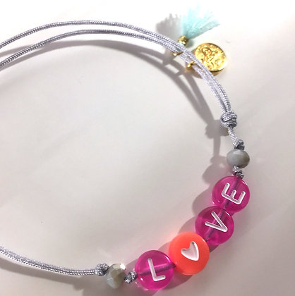 Lulu´s Salon Love Armband