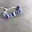 Thumbnail: Mishky Lilac Stripes