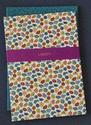 Liberty B5 Tom Daley & Lydia Notizbuch Set