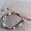 Thumbnail: Mishky Africa Armband blue hues