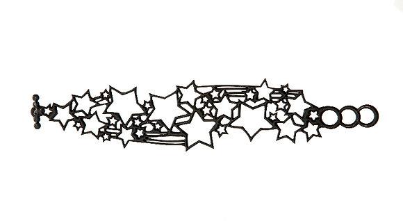 Batucada Tattoo Armband Sterne