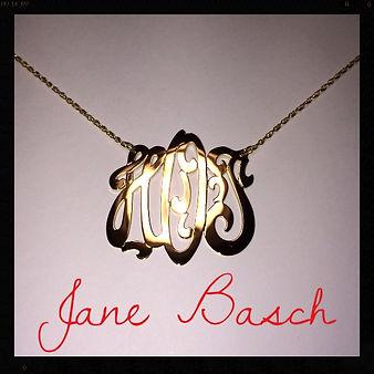 Jane Basch für The Cabinet Halsketten aus Florida