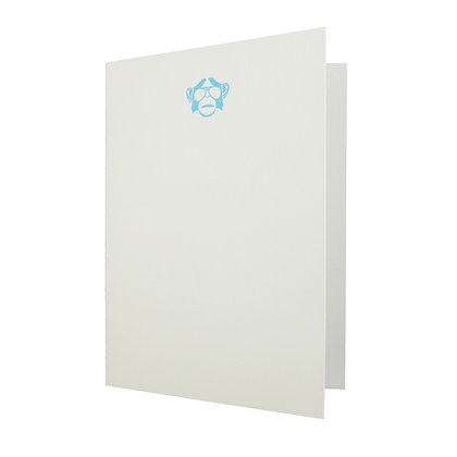 Ink Couture Monkey Notepad