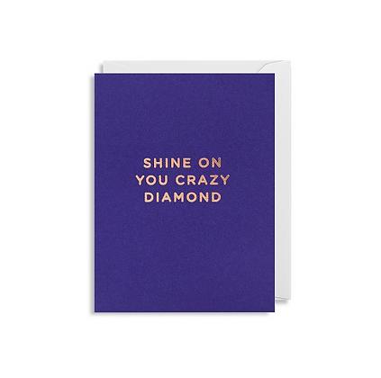 Minicards by Kelly Hyatt Crazy Diamond
