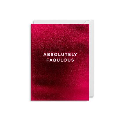 Minicards by Kelly Hyatt Absolutely Fabulous