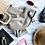 Thumbnail: The Organic Company XL Wellness Handtuch Ice