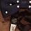 Thumbnail: Knit Ties Rock blaue Polka Bow