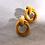 Thumbnail: Lulu´s Salon Mustard Knot