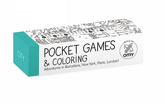 OMY Pocket Games City