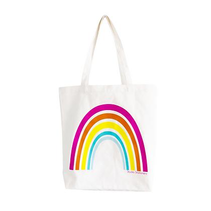 Studio Stationary Rainbow Tote