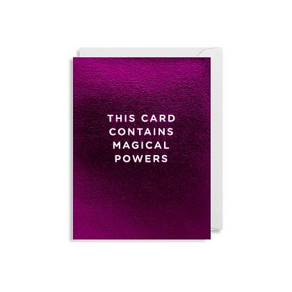 Minicards by Kelly Hyatt Magical Powers