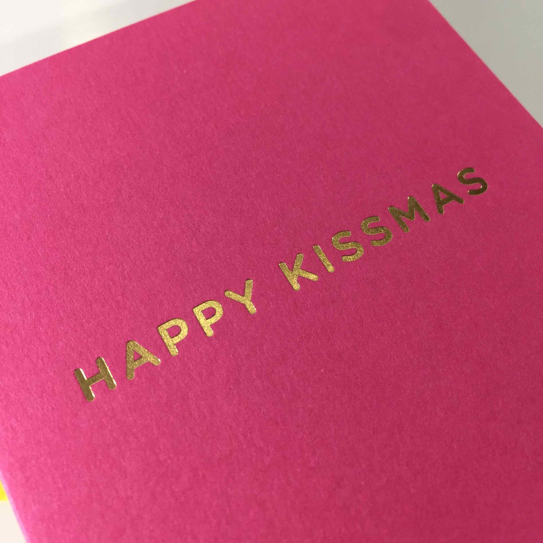 Minicards kissmas close