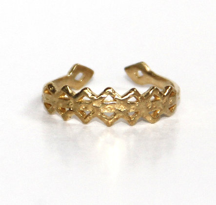 Chibi Jewels Cut Out Ring