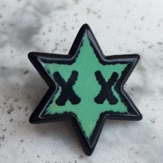 Kiss my Stars Pin