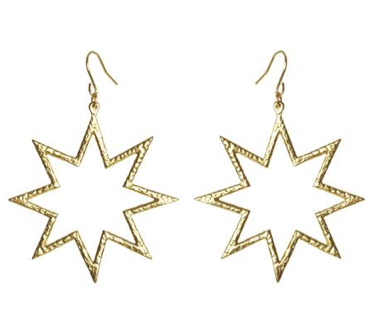 Chibi Jewels Starburst Ohrringe