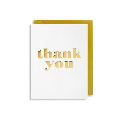 Minicards by Kelly Hyatt Thank You