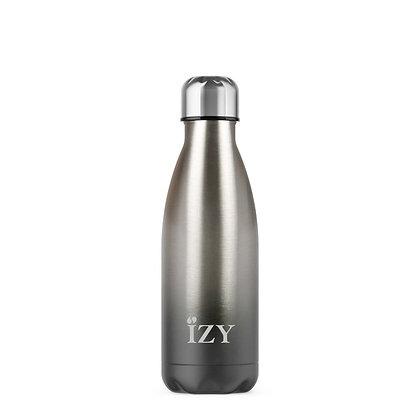 iZY Bottles SilverSchwarz 350ml