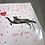 Thumbnail: Fleur de Fleur Printkarte Leopard Love