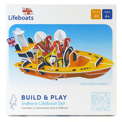 Play Press Toys Lifeboat Set