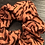 Thumbnail: Lulu´s Salon Orange Tiger Scrunchie