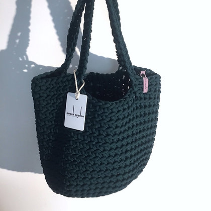 Anouk Seydou Long Tote-bag Emerald