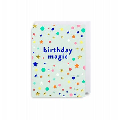 Minicards by Kelly Hyatt Birthday Magic