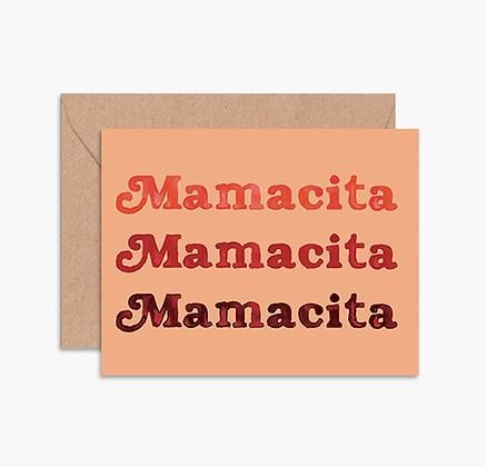 Daydream Prints Mamacita Karte