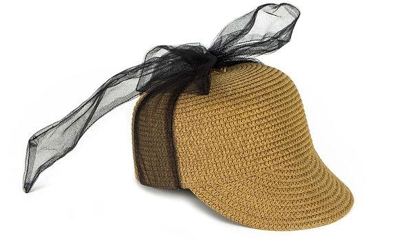 Wolf & Rita Violeta Tulle Hat