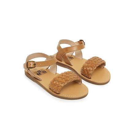 Bonton/Bonbon Braided Sandals (Natural)
