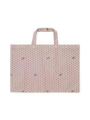 Bonton/Bonbon Logo Bag (Pink)