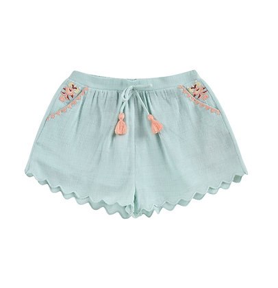 Louise Misha Malaika Short (Almond)