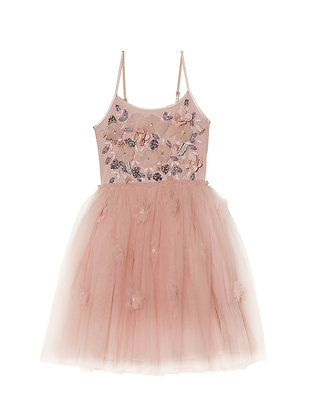 Tutu Du Monde Strawberry Fields Tutu Dress (Pink Chablis)