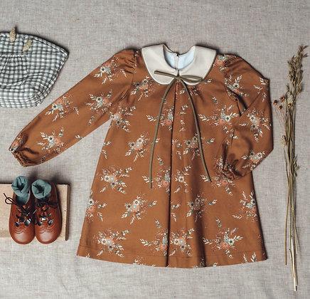 Birinit Petit Lanuza Bow Dress