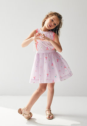 Nellystella Emma Dress (Summer Splash)
