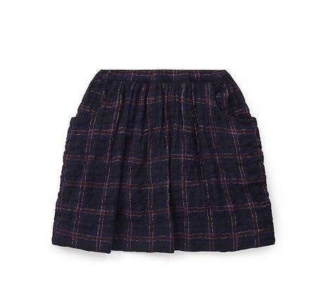 Bonton/Bonbon Skirt With Pocket (Carro Lurex)