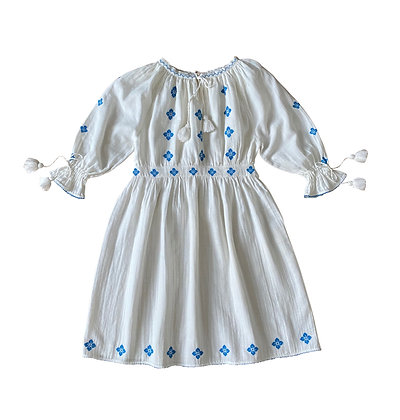 Liilu Folk Dress (Milk Folk)