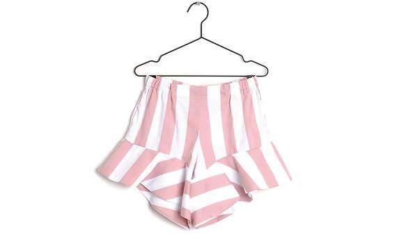 Wolf & Rita Aurelia Shorts (Pink Stripes)